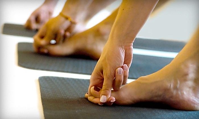 Yoga Co-Op Savannah - Savannah: $35 for an Unlimited One-Month Membership to Yoga Co-Op Savannah ($100 Value)
