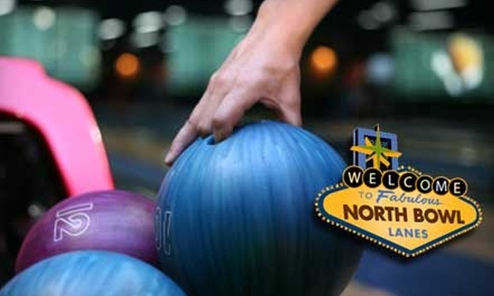 North Bowl Lanes - North Attleborough: $15 for One Hour of Family Bowling, Including Shoes, at North Bowl Lanes in North Attleboro ($30 Value)