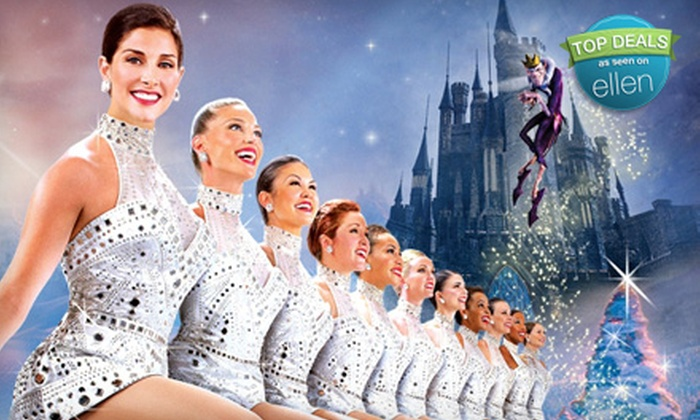 """Radio City Christmas Spectacular"" starring The Rockettes - Wilmington-Newark: One Orchestra or First-Mezzanine Ticket to the ""Radio City Christmas Spectacular"" at Radio City Music Hall. Two Options Available."