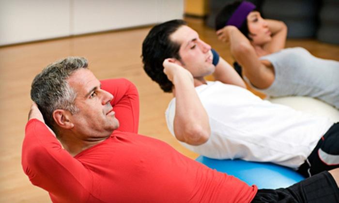 Spartan Tough - Central St. John's: $60 for Six-Week Spartan Tough Fitness Program at Taste Life Fitness