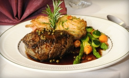 $40 Groupon to Whispering Pines Inn Restaurant - Whispering Pines Inn Restaurant in Norman