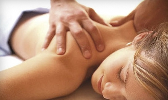 Serenity Massage - Tracy: $40 for Massage at Serenity Massage in Tracy (Up to $85 Value)