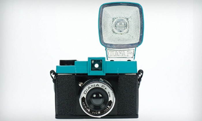 Lomography - Downtown Toronto: $20 for $50 Worth of Analogue Cameras and Accessories from Lomography