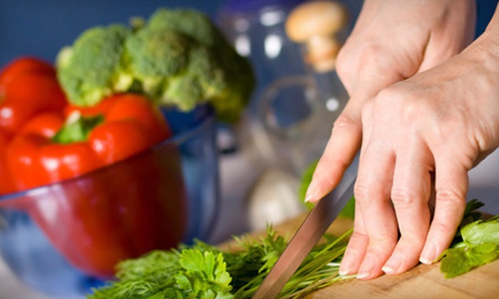 The Cooking School at Irwin Street - Old Fourth Ward: Two-Hour BYOB Cooking Class for Two or Four at The Cooking School at Irwin Street (Up to 59% Off)