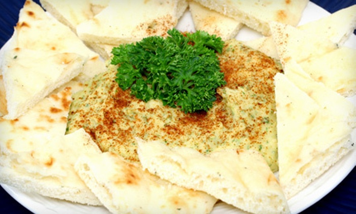Mediterranean Grill - Wichita: $10 for $20 Worth of Mediterranean Cuisine at Mediterranean Grill