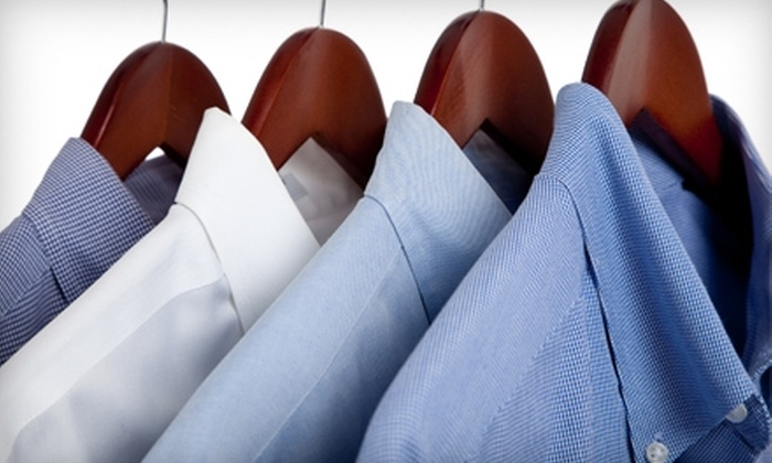 Rite Cleaners - Multiple Locations: $10 for $20 Worth of Dry-Cleaning Services at Rite Cleaners