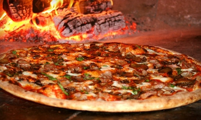 La Villa Pizzeria - Park Slope: $10 for $20 Worth of Wood-Fired Pizza, Drinks, and More at La Villa Pizzeria in Park Slope