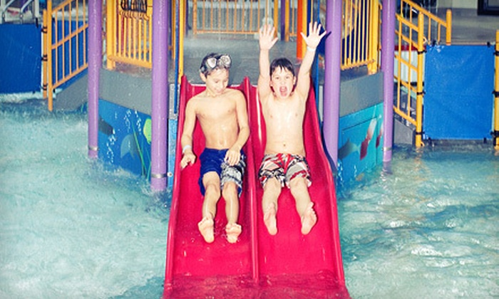 Watermania - Richmond: Five Watermania Visits for a Family of Up to Five ($69.50 Value)