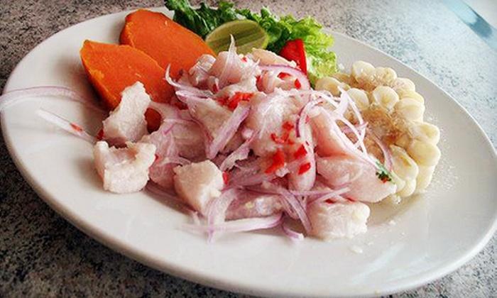 La Parihuela - West Allis: Authentic Peruvian Dinner for Two, Four, or Six at La Parihuela in West Allis