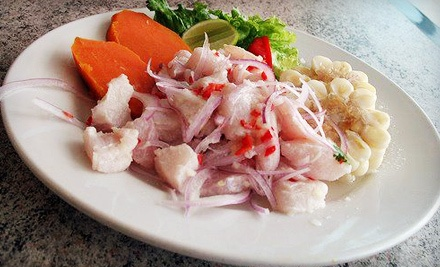 Authentic Peruvian Dinner for 2 (up to a $47 value) - La Parihuela in West Allis
