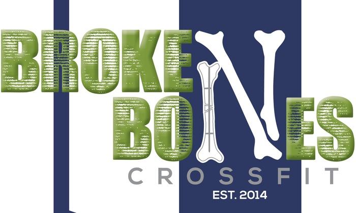 Broken Bones - Gilbert: Up to 53% Off CrossFit Classes at Broken Bones