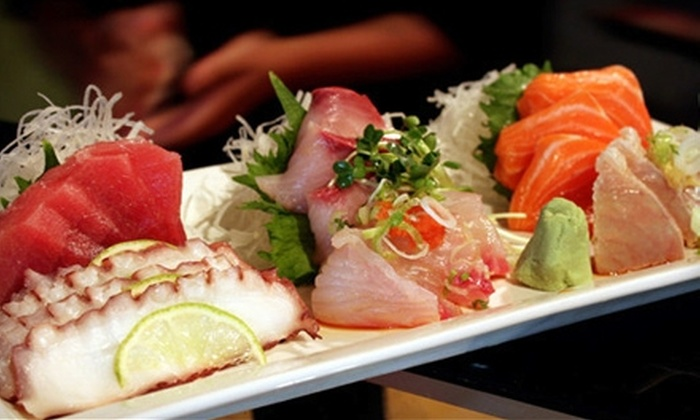 Hikari Japanese Steakhouse - Overland Market Place: $20 for $40 Worth of Japanese Cuisine and Drinks at Hikari Japanese Steakhouse in Overland Park