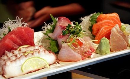$40 Groupon to Hikari Japanese Steakhouse - Hikari Japanese Steakhouse in Overland Park