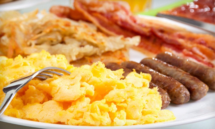 It's Just Good - MacGregor: Homestyle Brunch for Two or Four at It's Just Good (Up to 56% Off)