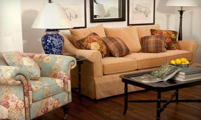 High Point Furniture - Sherman Heights: Household Furniture or Accessories at High Point Furniture in Jasper (Up to 75% Off)