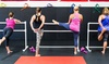 Up to 52% Off Barre Fitness Classes at San Diego Barre Fitness