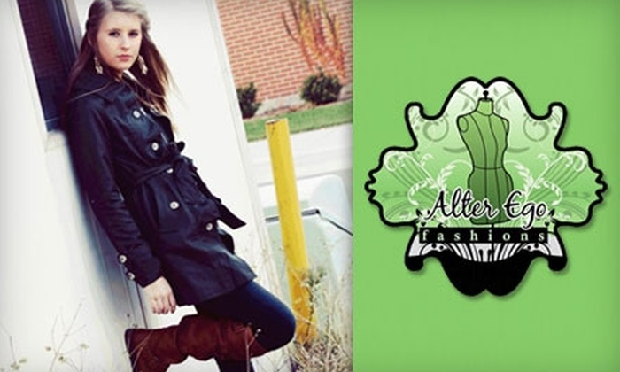 Alter Ego - Wichita: $15 for $30 Worth of Clothing at Alter Ego