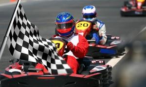 K & K Kart: Kartfahren mit 10 Runden Qualifying und 30 Runden Rennen für 8 oder 10 Personen bei K & K Kart ab 159,90 €