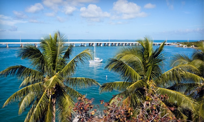 Half Price Tour Tickets - City Center: $34 for a Roundtrip Bus Tour from Miami to Key West from Half Price Tour Tickets ($69 Value)