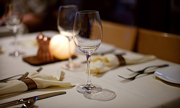 Occasions Divine - Indianapolis: $35 for an Eight-Course Dinner with Wine Pairings from Occasions Divine