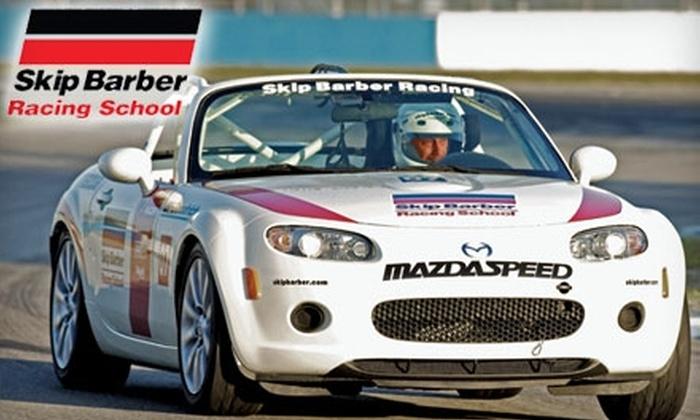 Skip Barber Racing School - Flowery Branch: $349 for Intro to Racing Class at Skip Barber Racing School in Braselton ($699 Value)