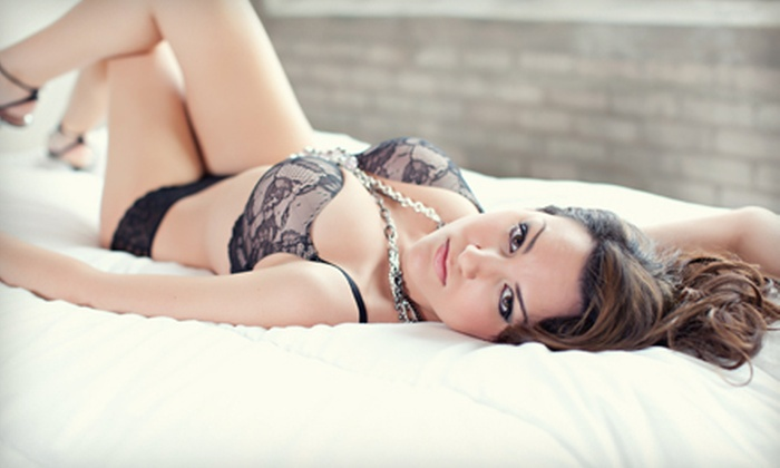 Amy Boeve Photography - Roosevelt Park: $99 for a Boudoir Photo Package with In-Studio Shoot, Prints, and Digital Images at Amy Boeve Photography ($365 Value)