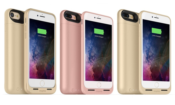 new arrival 3afec aebf9 Up To 78% Off on Mophie iPhone Juice Pack | Groupon Goods