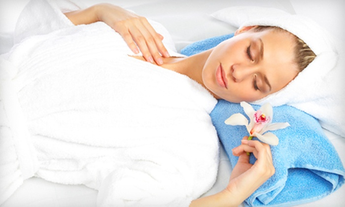 Elle: A Clinical Day Spa - Kent: $129 for a Holiday Spa Package with Facial, Microdermabrasion, and Body Wrap at Elle: A Clinical Day Spa ($270 Value)