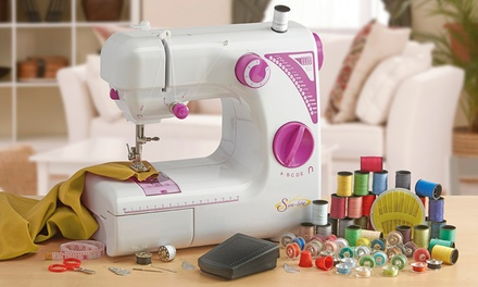 Sewlite Deluxe Sewing Machine With Free Delivery
