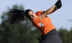 The Greg Jones Golf Academy: One or Three Lessons for One or One or Two Lessons for Two at The Greg Jones Golf Academy (Up to 46% Off)