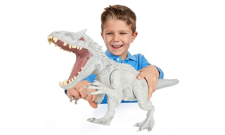 Jurassic World Chomping Indominus Rex Action Figure for £19.99