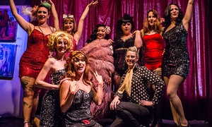 Red Hots Burlesque: General Admission or VIP to Burlesque Show at Red Hots Burlesque (Up to 42% Off). Eight Options Available.