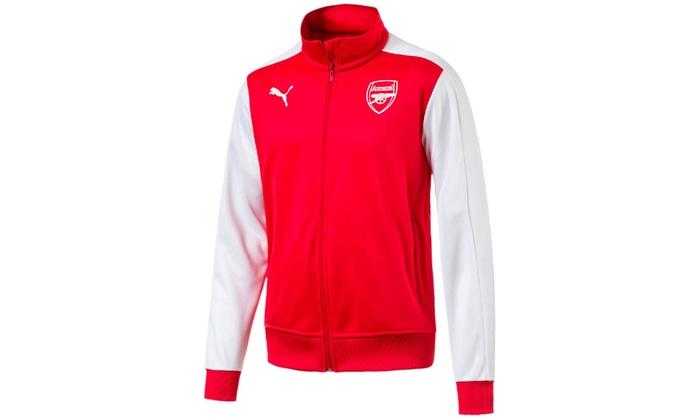 sports shoes 007ef f3c42 T7 or Stadium Arsenal Football Club Men's Jacket