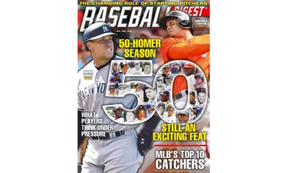Baseball Digest Magazine Subscription for One Year (69% Off)