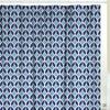 Fishtail Lattice Fabric Shower Curtain Set