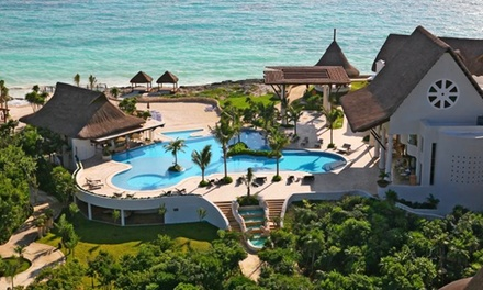 3-, 4-, 5- or 7-Night All-Inclusive Stay for Two at Kore Tulum Retreat Wellness Resort in Mexico. Includes Taxes & Fees.