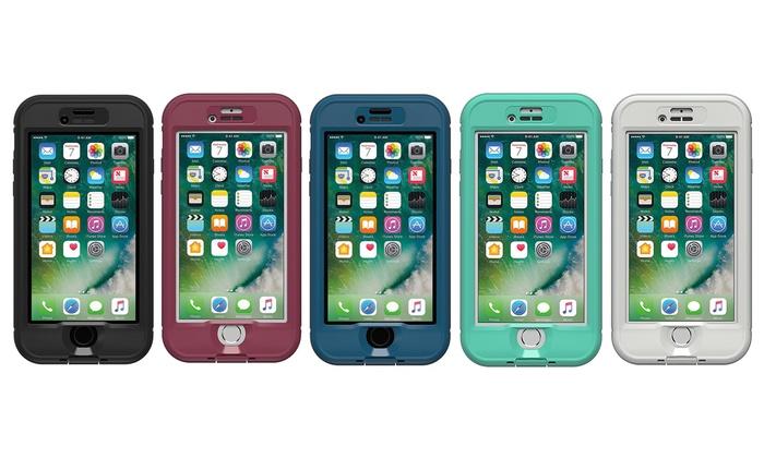LifeProof NUUD Series Waterproof Case Cover iPhone 7 Plus