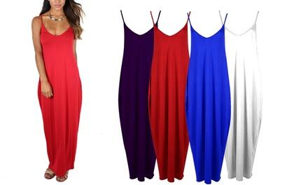 Camisole Maxi Dress