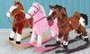 HomCom Children's Rocking Horse