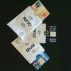 RFID-Schutzhülle für Kreditkarten