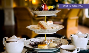 The Club and Spa at Cadbury House, Bristol - Non Accommodation: Afternoon Tea For Two (£14) Plus Bubbly (£19) at The Lounge in the Club and Spa at Cadbury House (Up to 53% Off)