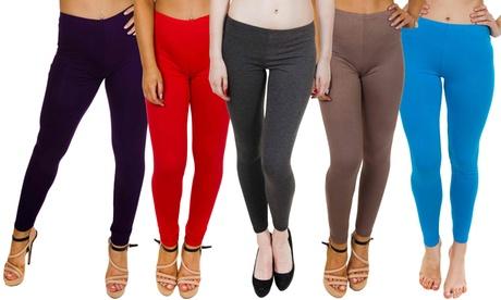 1 o 3 leggings para mujer