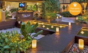 Vila Spa - Rio de Janeiro: Vila Spa – Barra da Tijuca: day spa com massagem relaxante, spa dos pés e tratamentos faciais para 1 ou 2