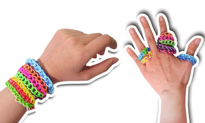 3-Pack of Loom Band Refills: 3-Pack of Loom Band Refills. Multiple Sets Available. Free Returns.