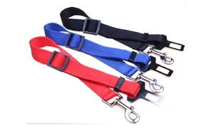 Car Seat Belt Clips for Pets (1 or 2-Pack)