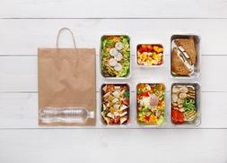 Catering dietetyczny Enjoy the food : Catering dietetyczny z dostawą na 3 dni za 99,99 zł i więcej opcji w Enjoy the food