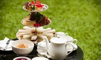 Traditional Afternoon Tea with Leisure Access for Two (£12.95) or Four (£24.95) at Daresbury Park Hotel