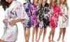 Groupon Goods Global GmbH: 1 o 2 kimonos de seda para mujer desde 17,99 € (hasta 62% de descuento)