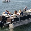 Up to 46% Off Hot Tub Pontoon Boat Charter