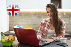British Language Centre: Online-KursEnglischfür 6, 12, 18 oder 36 Monate von British Language Centre (bis zu 95% sparen*)